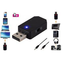 Vezeték nélküli Bluetooth adó-vevő adapter BTRC 30