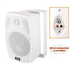 Falra és mennyezetre is szerelhető hangdoboz  4-8 Ohm-os és 100 V-os rendszerekhez is BXB100/8