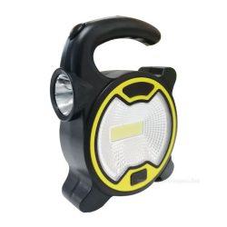 Hordozható COB LED elemlámpa szerelőlámpa GZ15127