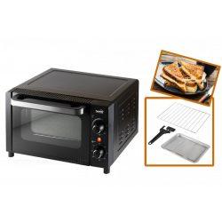 Mini elektromos grill sütő HGMS10