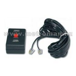 Vezetékes távkapcsoló SP -1200 és SP-2500  inverterekhez