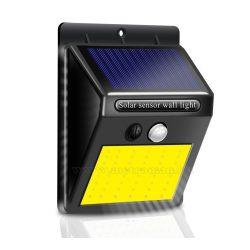 Napelemes mozgásérzékelős LED lámpa M1391-COB