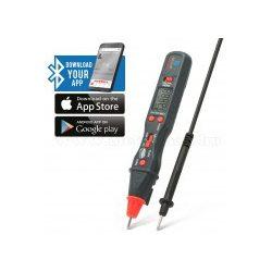 Smart, digitális multiméter, Bluetooth kapcsolattal MAXWELL 25520