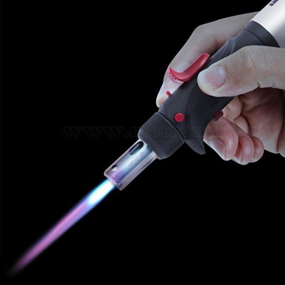 Gáz páka, 3in1 multifunkciós gázüzemű forrasztó szett, Fahrenheit 28523
