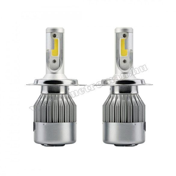 Autós H4 LED reflektor izzó szett 36 W MM-3042