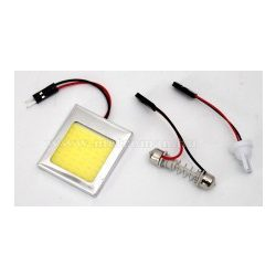 LED panel, nagy fényerejű 48 COB LED, MM-48COBLEDP