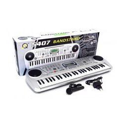 Szintetizátor Karaoke mikrofonnal M5407