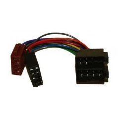 AUDI A2 - A8 ISO átalakító csatlakozó