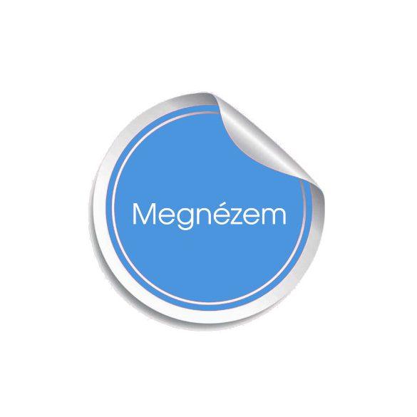 Szerelt koax vezeték megfigyelő kamerához, táp vezetékkel, BNC-DC Kábel 10 m 7598-10