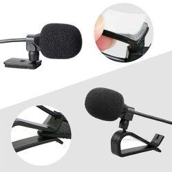 Csíptethető mini mikrofon MA15-MR
