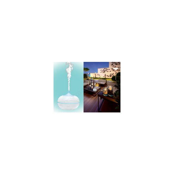 Ultrahangos aromalámpa, hidegpárásító AD10