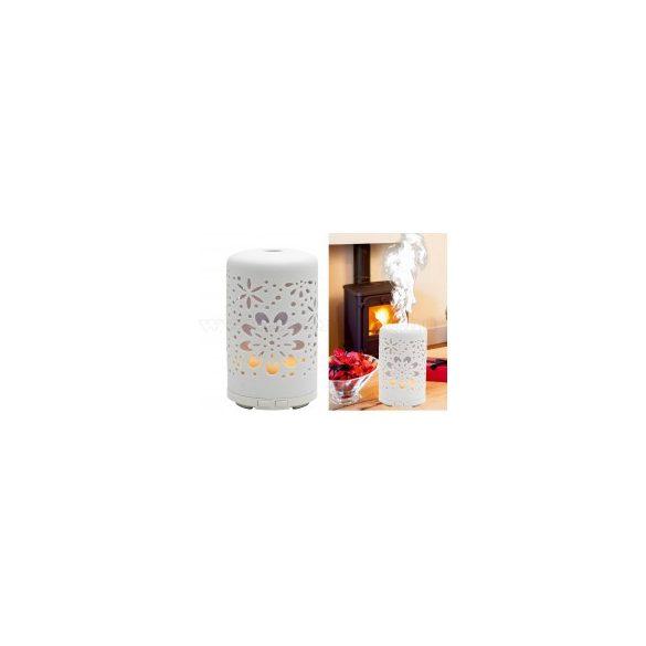 Ultrahangos aromalámpa hidegpárásító AD15