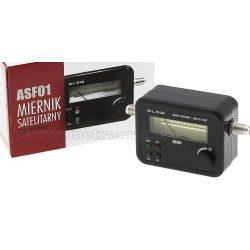 Műhold jelerősség mérő műszer SAT-Finder ASF-01