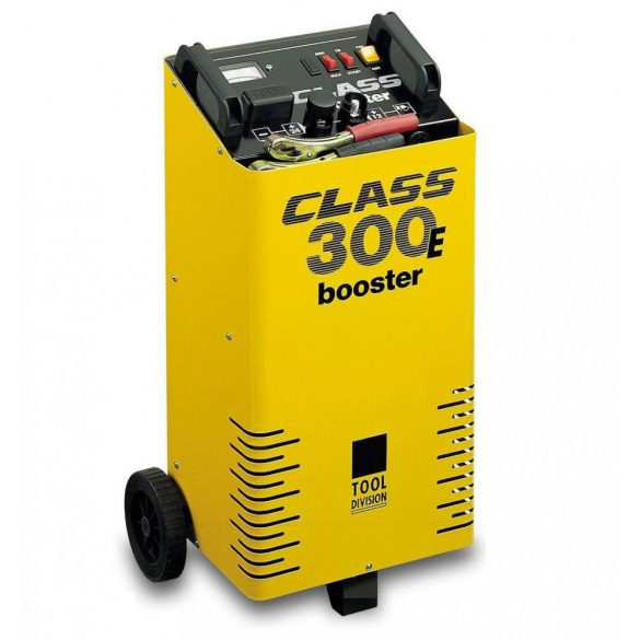 Nagyteljesítményű akkumulátor töltő, gyorsindító, bikázó, 12/24 V,  DECA CLASS BOOSTER 300E