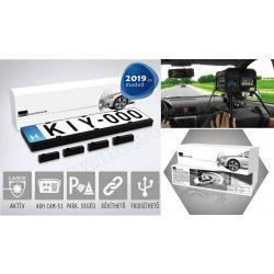 Profi rejtett technológiás aktív lézerdetektor és lézerblokkoló KIYO D Ultimate AP4R