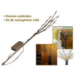 Elemes LED-es fűzfaág dekoráció MD73ALED