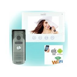Wifi IP Android, iOS Okos Video kaputelefon DPV WIFI SMART SET