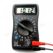 Mérőműszer, digitális multiméter, DT-820B