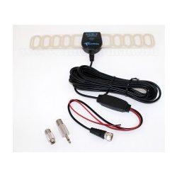 Autó TV antenna, szélvédőre ragasztható,  Bluebird DVB-T.03