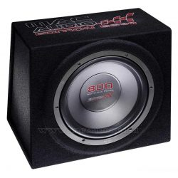 macAudio Edition BS30 Black Autós mélynyomó láda