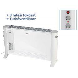 Elektromos konvektor turbó fűtőtest FK344