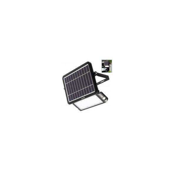 Napelemes LED reflektor mozgásérzékelővel FLP1000SOLAR