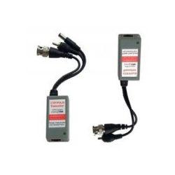 Video jeltovábbító, jelátalakító pár  Video / UTP , FT-912A + FT-912B