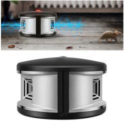 Elektromos ultrahangos és nyomás hullám nyest, patkány, egér riasztó MG11-3D
