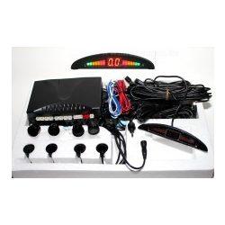 Tolatóradar , 8 extra szenzorral, GP807/P686D8