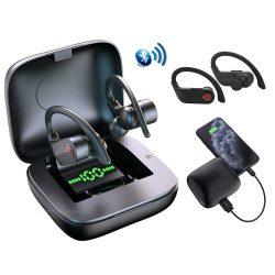 Vezeték nélküli Bluetooth fülhallgató és Powerbank MHBQ-PRO-BT