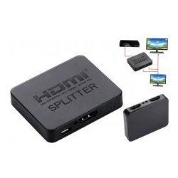Aktív UHD 4K HDMI elosztó adapter, 2 monitorhoz, HDMI4KMM020