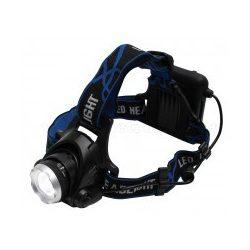 Fókuszálható, LED-es, fém fejlámpa HLM4