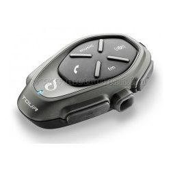 Motoros Bluetooth kihangosító és headszett, Interphone TOUR Single Pack
