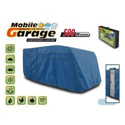 Lakókocsi takaró ponyva, Mobil Garázs L495 Caravan