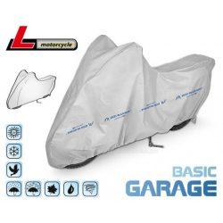 Motorkerékpár takaró ponyva L-es méretű KEGEL Basic Garage KEG4174