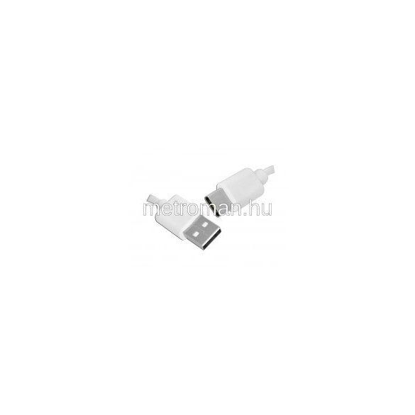Usb - USB-C mobiltelefon töltő és adatkábel