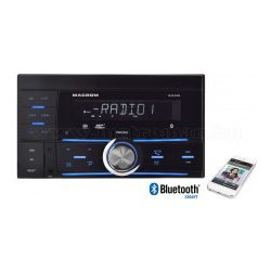 Bluetooth USB/SD autórádió 2 DIN Macrom M-DL3200