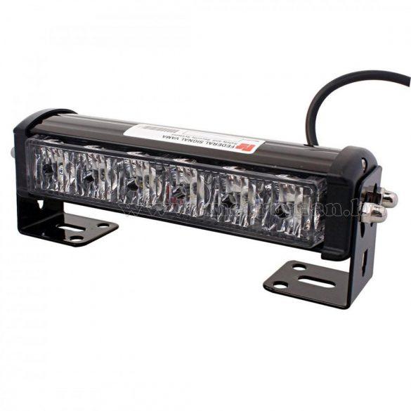 Autós kapcsolható színű Narancs Sárga vagy Fehér LED villogó, megkülönböztető jelzés M2882