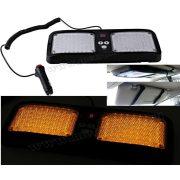 Autós LED villogó, Megkülönböztető jelzés Sárga M5240