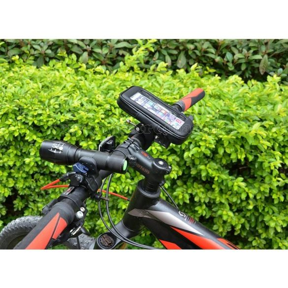 Kerékpáros, motoros  telefontartó M888/L