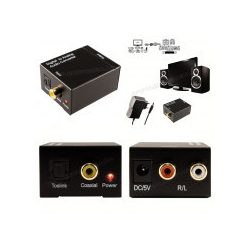 Digitális-analóg audió jel átalakító M91-200