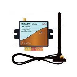 Mini GSM hívó és riasztó modul, MobilArm-Micro-A