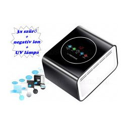 Szobai Légtisztító Negatív ion és UV lámpával Esperanza EHP001-UV