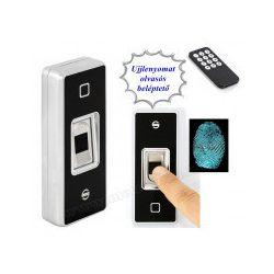Kártyás és ujjlenyomat olvasós beléptető MF6EM-W