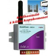 GSM kapunyitó távirányító MobilGate-Micro