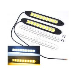 Nappali menetfény LED, Sárga-Fehér Mlogic MM-1030