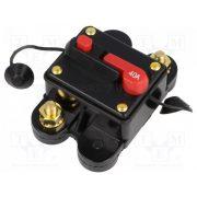 Autós automata biztosíték 12-48 Volt 40 Amper