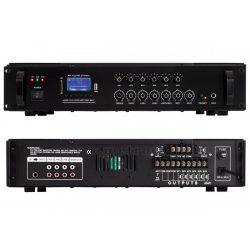 Keverő erősítő USB SD MP3 és Bluetooth zenelejátszóval MPA 120BT
