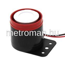 Sziréna 12V/10 Watt MPS-22