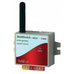 GSM hívó és GSM távirányító modul, MobilSwitch-Micro